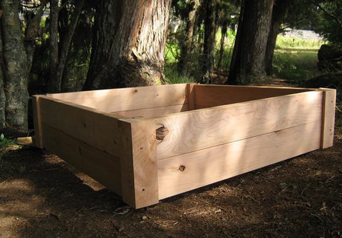 Raised Garden Box 1m x 1m x 280mm high