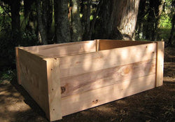 Raised Garden Box 1m x 1m x 420mm high