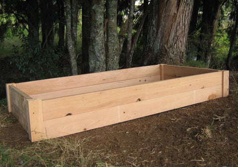 urbanmac Garden Bed 2m long x 1m wide x 28cm high
