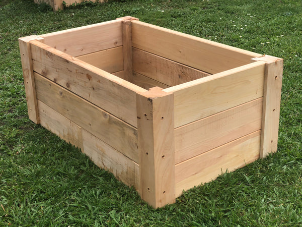urbanmac Garden Bed 1m long x  50cm wide x  42cm high