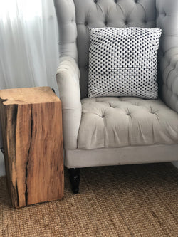 Macrocarpa Stool / Side table