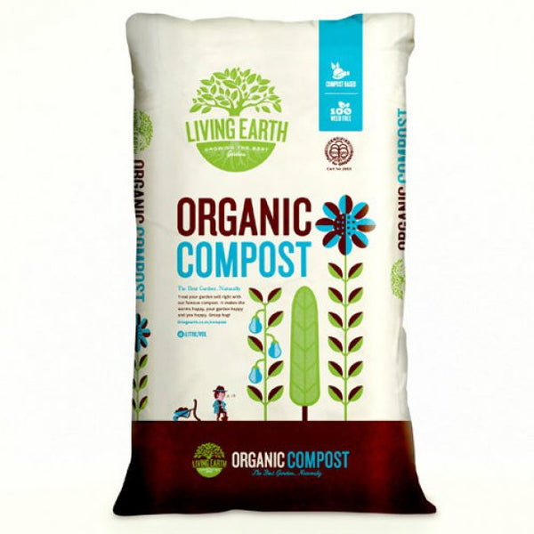 Living Earth Compost 40 litre