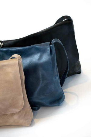 Telak Leather Messenger Bag - UnoEth
