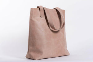 Hanna Leather Tote - UnoEth