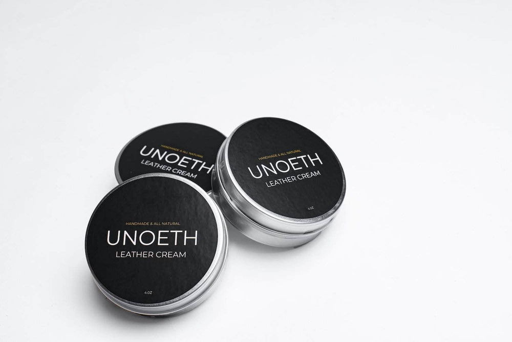 UnoEth Leather Conditioning Cream - UnoEth