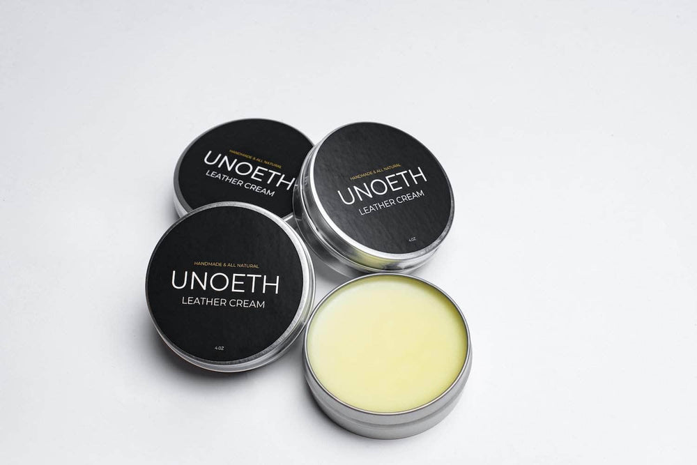 Load image into Gallery viewer, UnoEth Leather Conditioning Cream - UnoEth