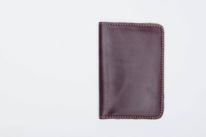 Aksum Leather Passport Holder