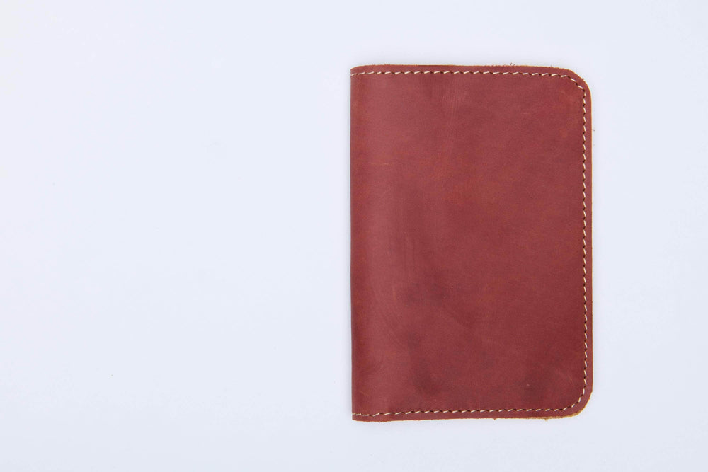 Load image into Gallery viewer, Aksum Leather Passport Holder
