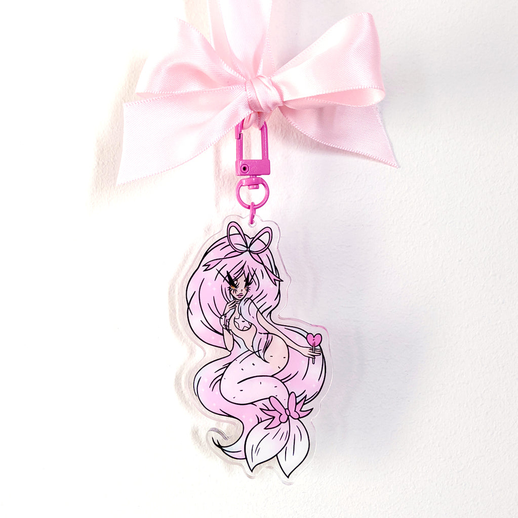 BAG CHARM - CANDY MERMAID