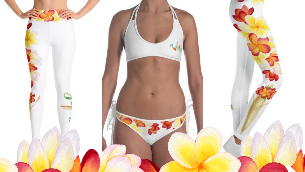 Sweat in Style with our New Aloha Collection