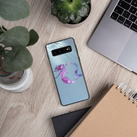 Aloha Vibes Mermaid Samsung Case