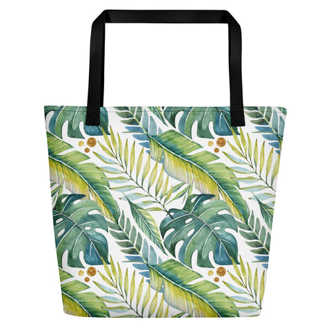 Tropical Delight Beach Bag