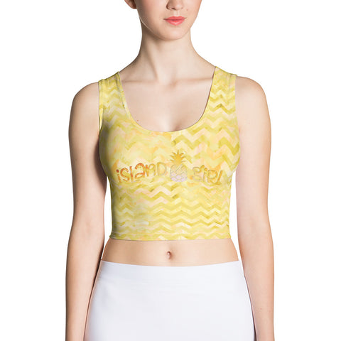 Island Girl Crop Top
