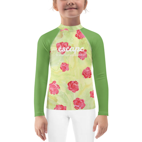 Escape Kids Rash Guard