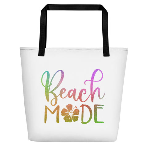 Beach Mode Beach Bag