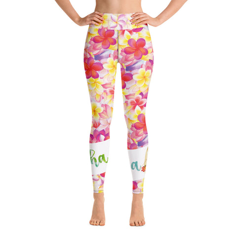 Aloha Yoga Leggings