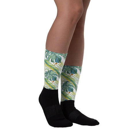 Tropical Vibes Iconic Socks