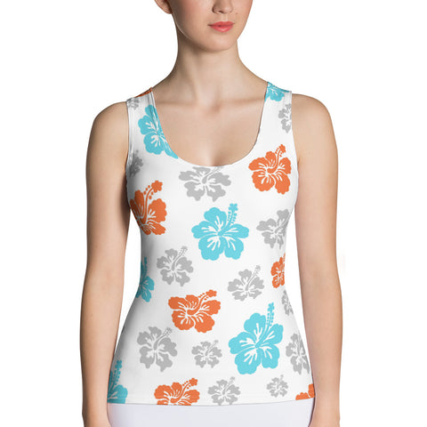 Beach Mode Sublimation Cut & Sew Tank Top