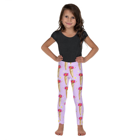 Aloha Canoe Kid's Leggings