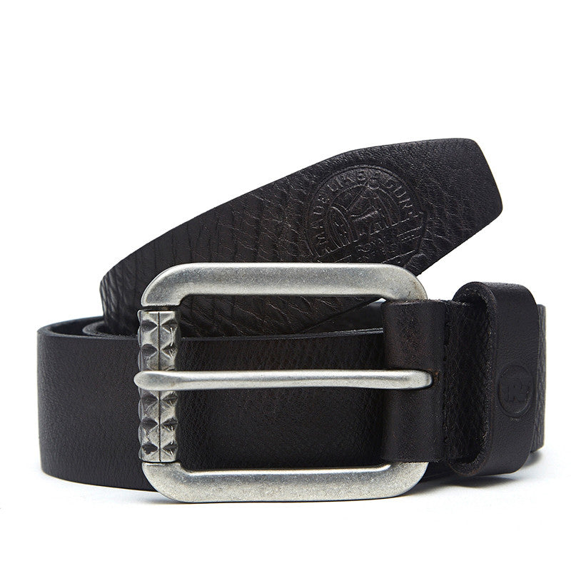 Straddler Belt Black