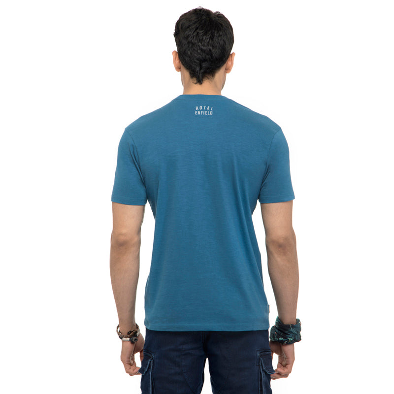 Duo T-Shirt-Deep Teal