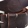 Sandcast leather belt - Royal Enfield - 2