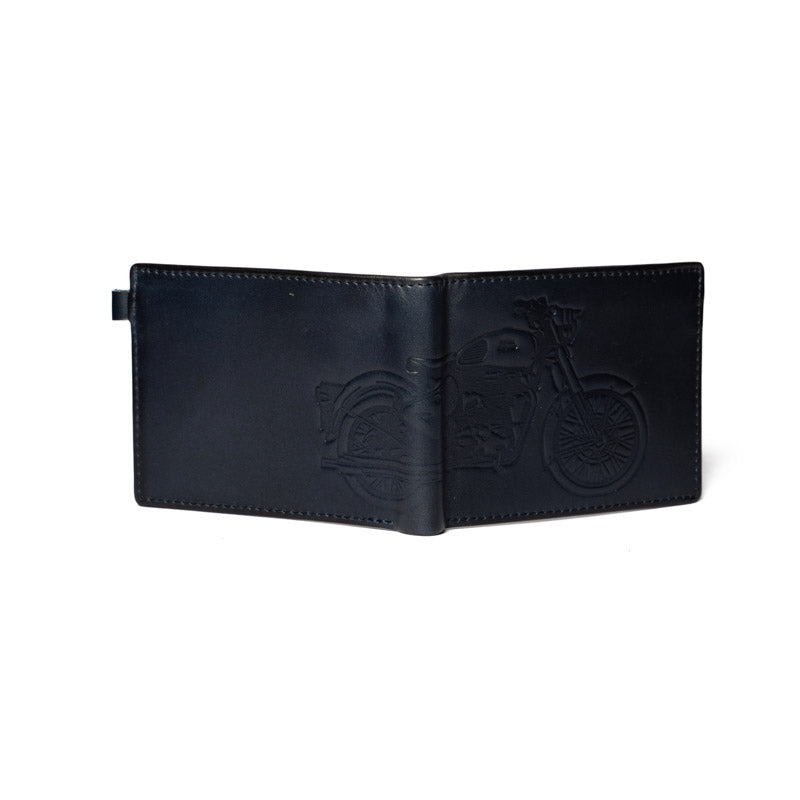 RIDE MORE WALLET-NAVY