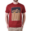 Easy Single - graphic tee - Royal Enfield - 1