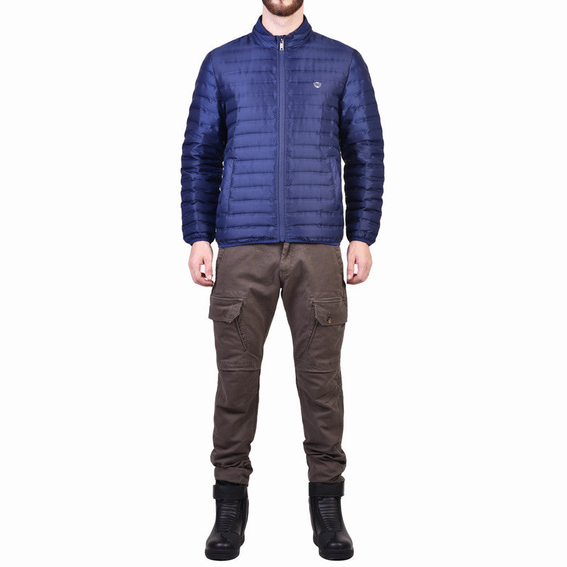 K2 Down Jacket Blue - Royal Enfield