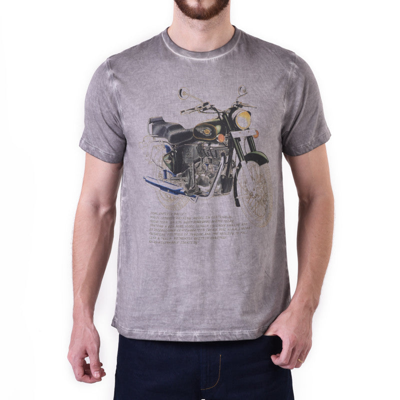 Bullet 500 - graphic tee - Royal Enfield - 1