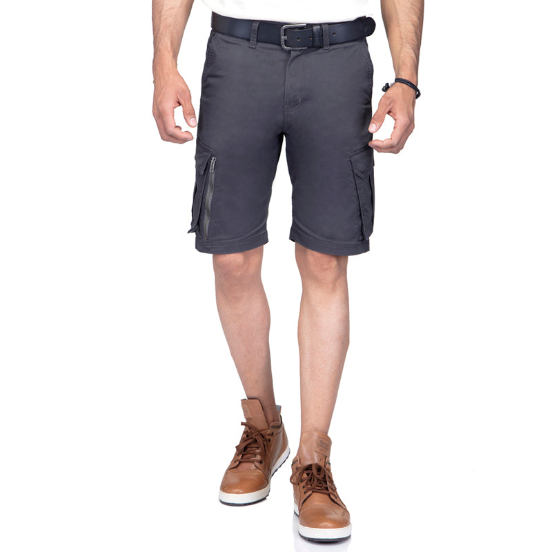 SUMMER SHORTS - GREY