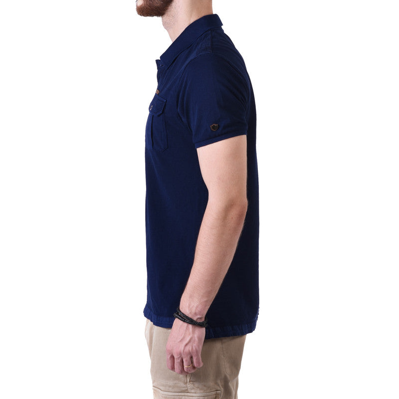 Martial - Polo Tee - Royal Enfield