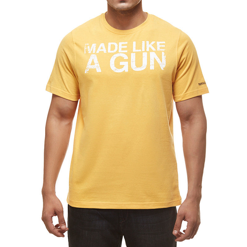 Mlg Tee Yellow
