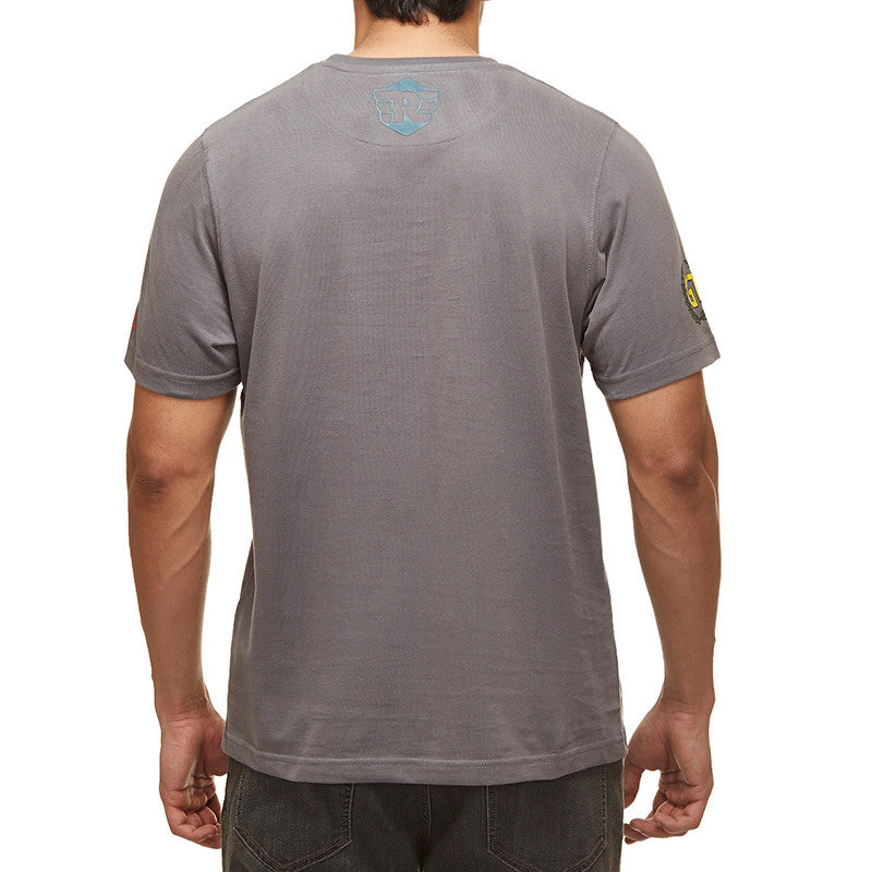 Gt Ton Up Tee Grey