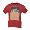Easy Single - graphic tee - Royal Enfield - 5