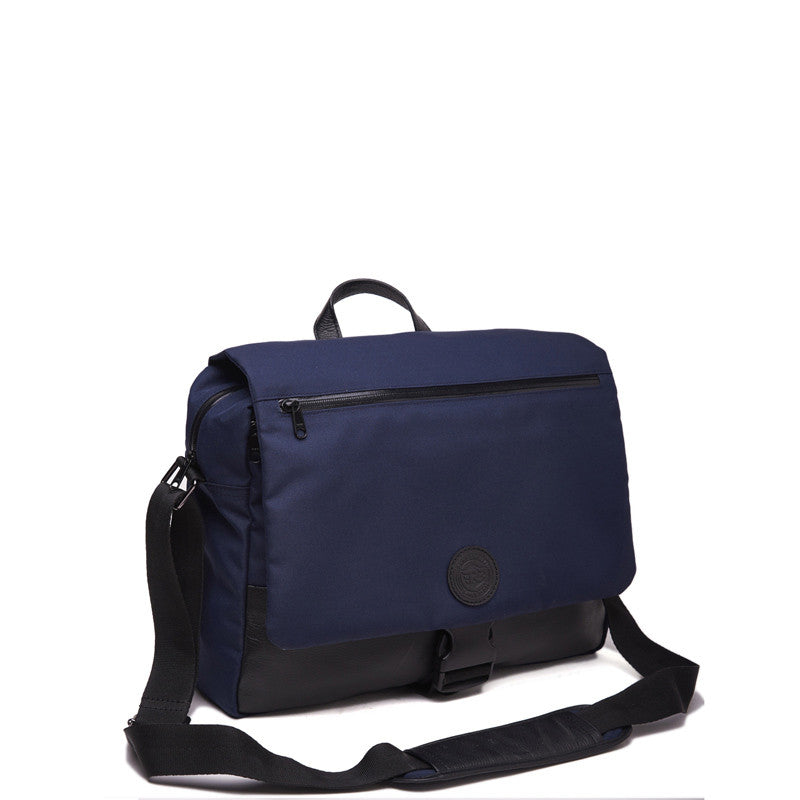 Messenger Bag Blue