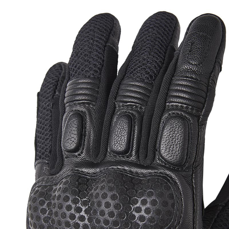 Re Honeycomb Gloves Black