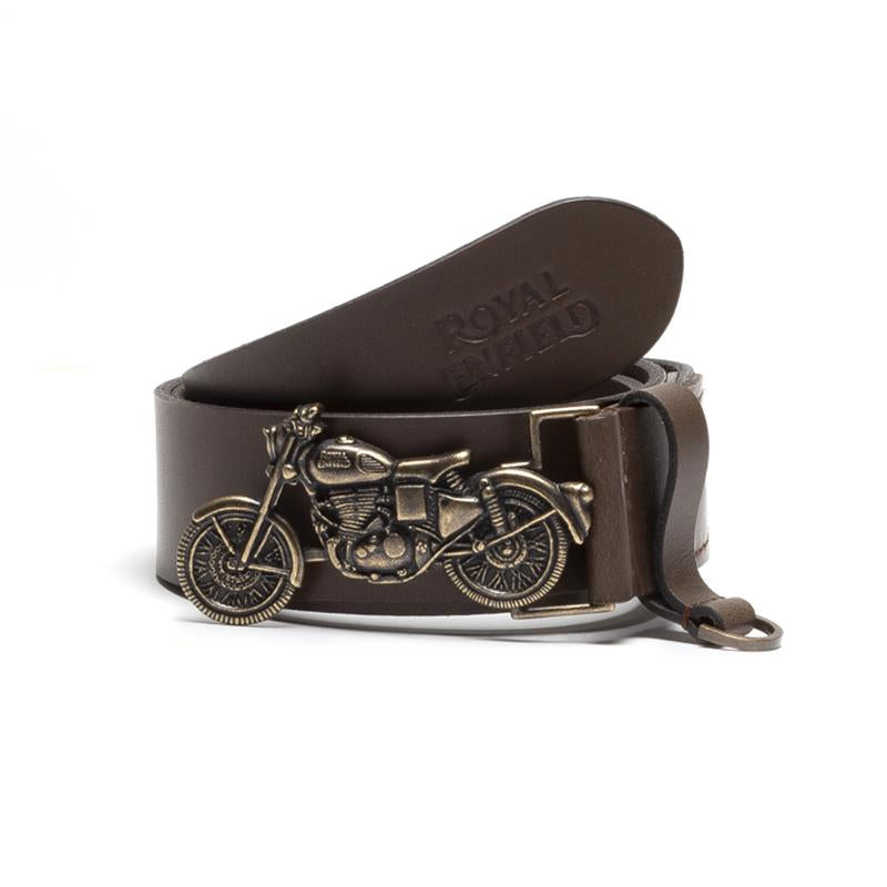 Love Of Ride Belt  Brown