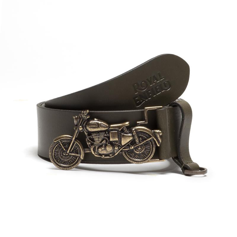 Love Of Ride Belt  Olive