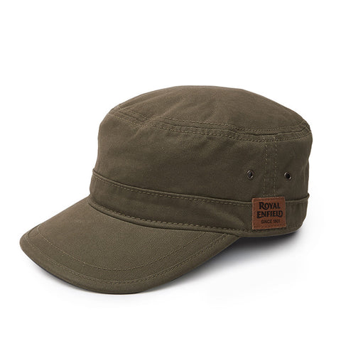 058e5c5b M43 Field Cap Olive | Royal Enfield Store