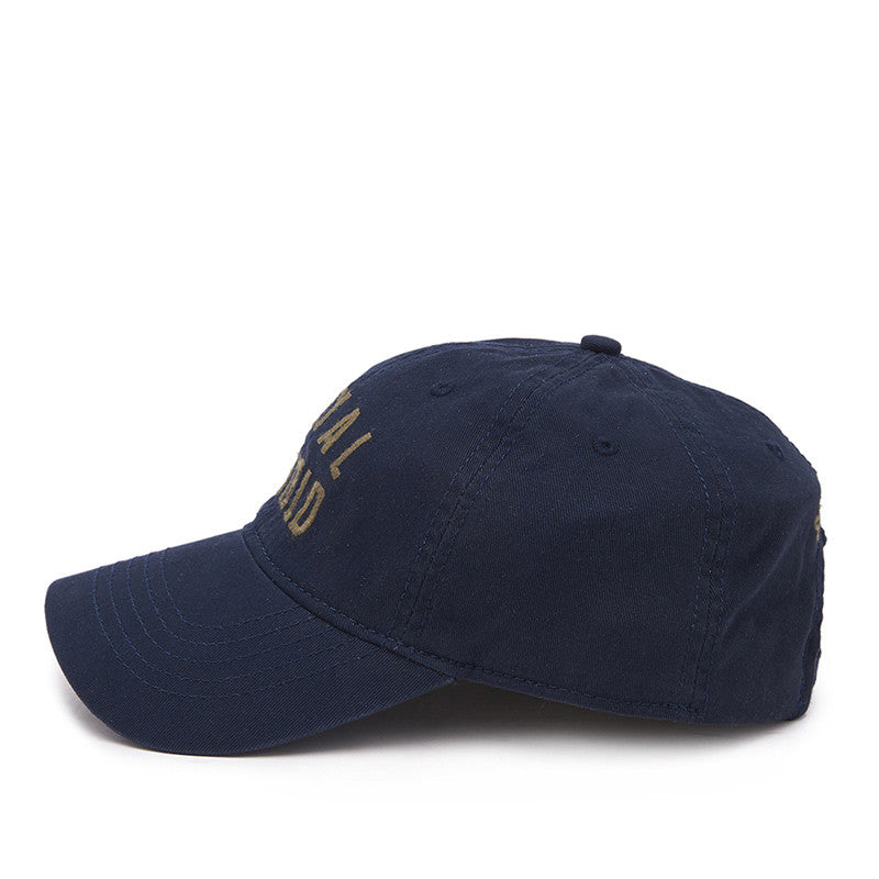 Essential Cap Navy Blue - Royal Enfield