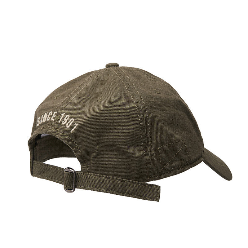 Re Baseball Cap Olive
