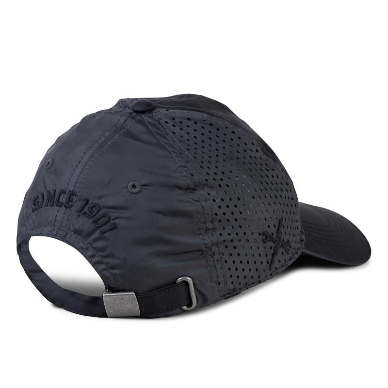 Trucker Brand Cap Black
