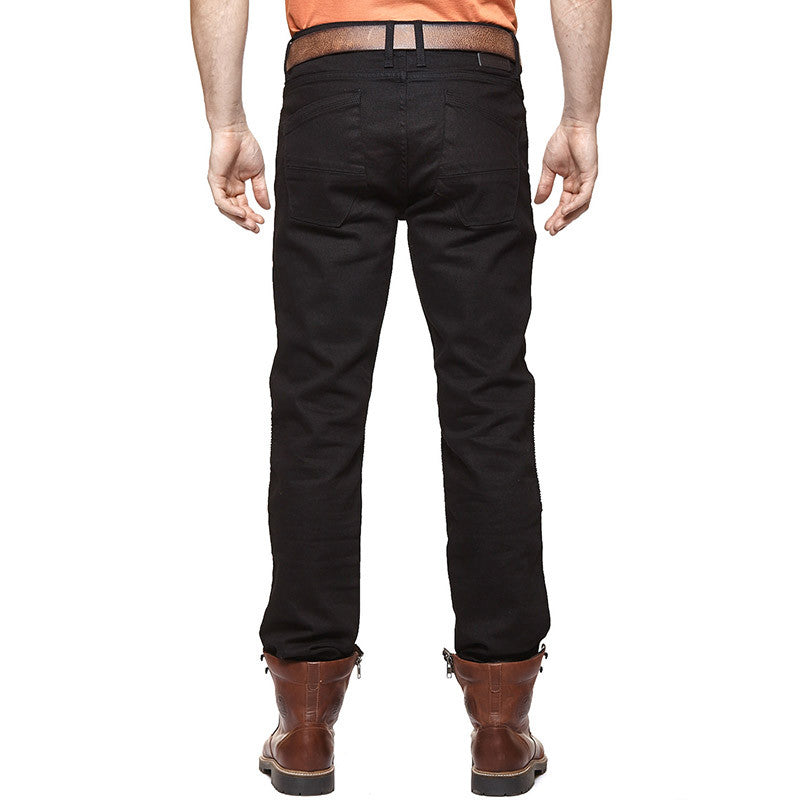 Moto T/1 Slim Riding Trousers Black