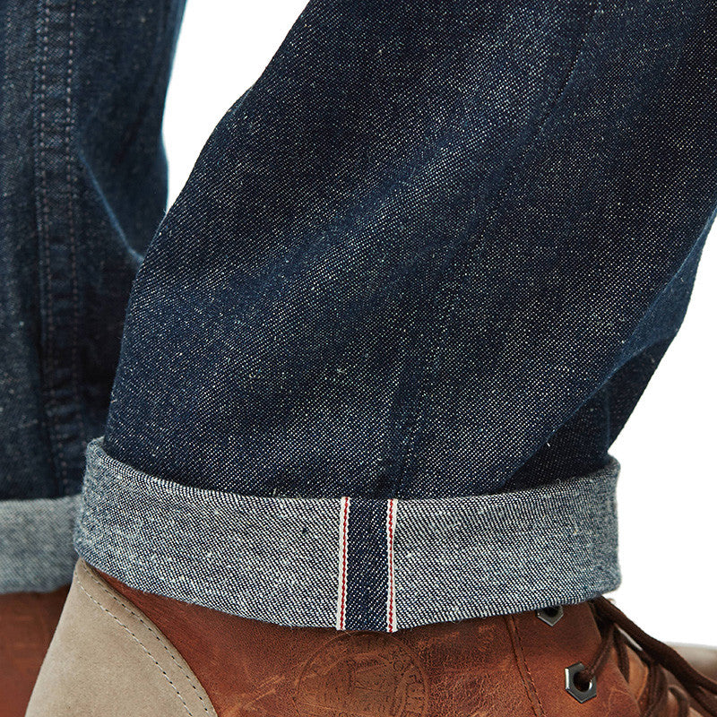 SELVEDGE- Slim Chino - Royal Enfield - 5