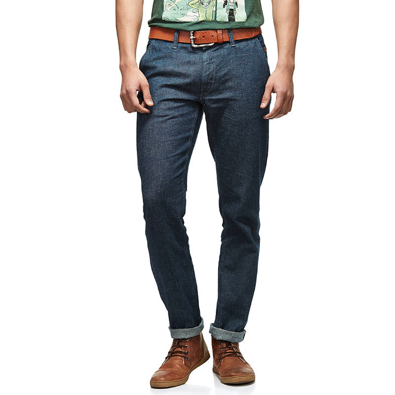 SELVEDGE- Slim Chino - Royal Enfield - 1