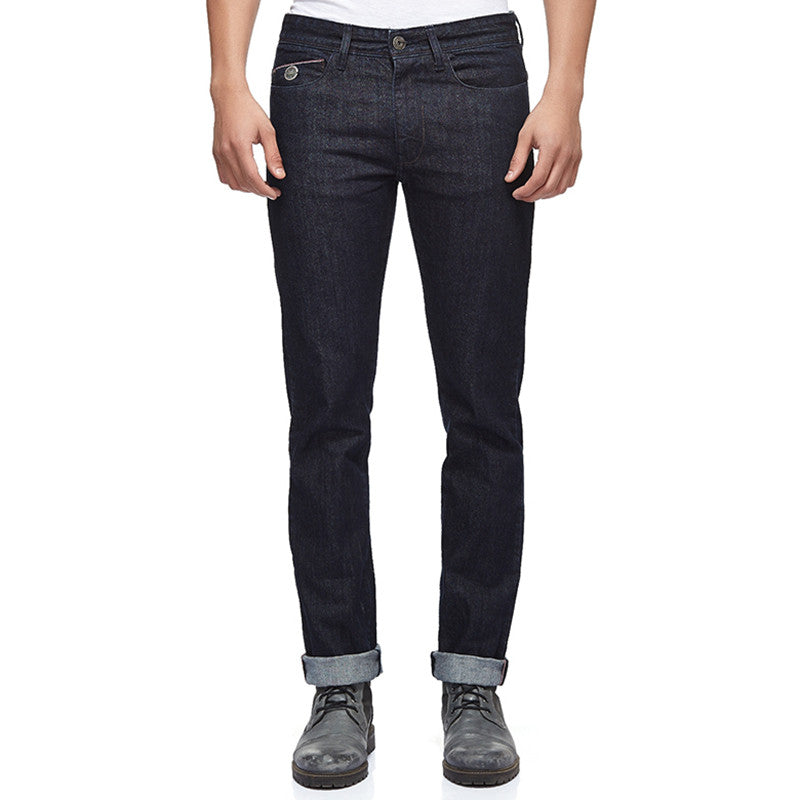 Csd/1 Slim Fit Selvedge Denim Dark Navy - Royal Enfield