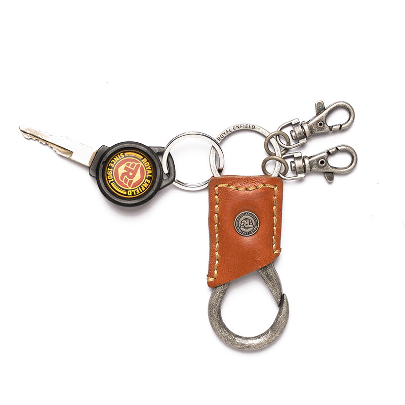 LOBSTER KEY CHAIN-TAN