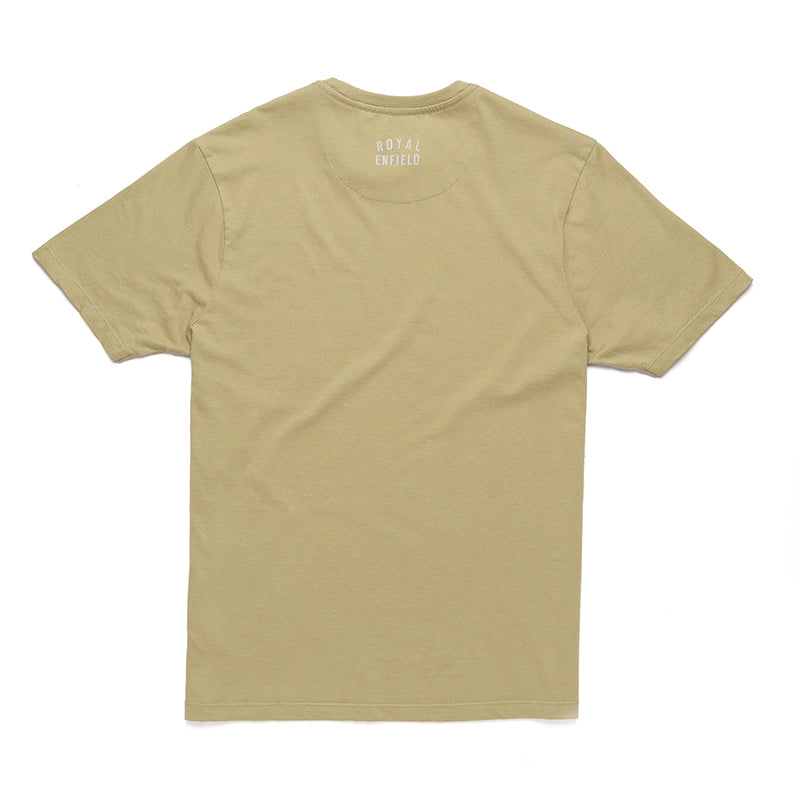 Bullet Meri Jaan T-Shirt-Light Olive