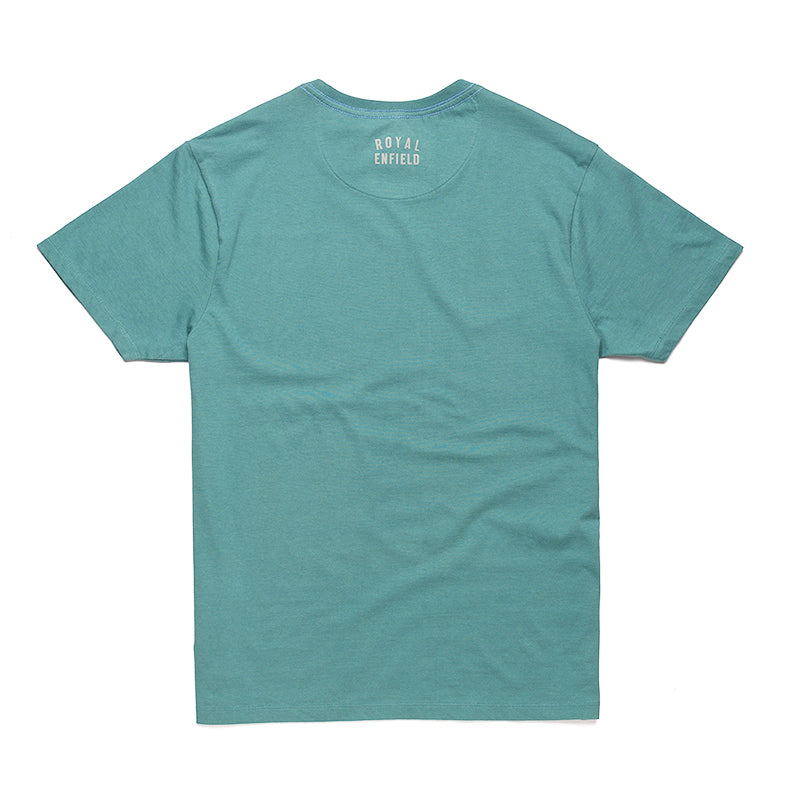 Surf And Ride T-Shirt-Jungle Green